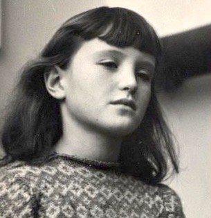 Susie Haxthausen, 10 år